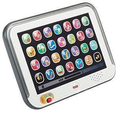 [amazon prime / galeria kaufhof] Mattel Fisher-Price CDG57 - Lernspaß Tablet, grau