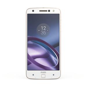 [cyberport@eBay] Motorola Moto Z - 5,5 Zoll WQHD Smartphone (2560x1440, 32 GB, 4GB RAM, 13/5MP, NFC; Fingerprint, Quick Charge, Android 8) in Weiß/Fine Gold für 217,55€ bzw. 206,10€ (10% ebay.it Gutschein)