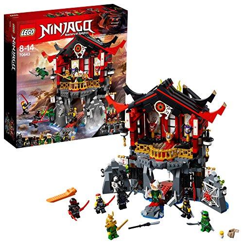 [Amazon] LEGO Ninjago 70643 - Tempel der Auferstehung, Bauspielzeug