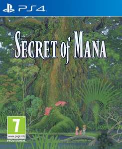 Secret of Mana (PS4) + Costume DLC für 20,56€ (ShopTo & Base.com)
