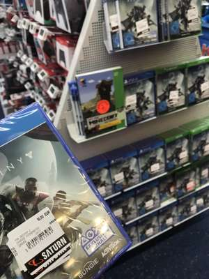 (LOKAL) Ps4 Destiny2 Saturn Wuppertal 10€