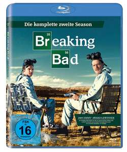 Breaking Bad - Staffel 2 (Blu-ray) für 4,79€ (Dodax)