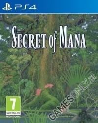 Secret of Mana [EU PEGI Bonus Edition] (PS4)