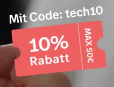 10% auf Elektronik und Technik bei gebraucht.de – z.B. Nintendo Switch Konsole für 220€