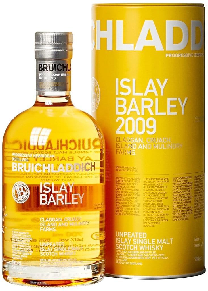 Bruichladdich Islay Barley 2009 Whisky