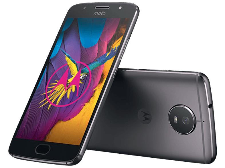 Motorola Moto G5s (3GB RAM / 32GB eMMC) für 129€ [Mediamarkt]