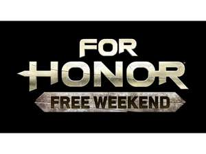 For Honor - Gratis Wochenende 03. - 06.05.18 (PC/PS4/Xbox One)