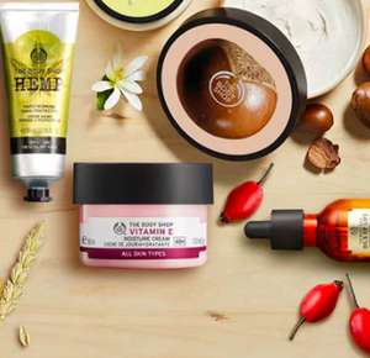 Staffelrabatt bei The Body Shop - heute: 30% Rabatt auf alles (online only) / Muttertag is coming