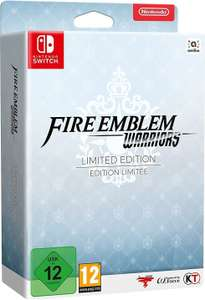 Entertainment Deals bei Saturn mit Fire Emblem Warriors Limited Edition (29,99€) und Sonic Forces BE (17,99€) für die Switch; James Bond Blu-ray Collection (74,99€)