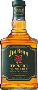 Jim Beam Rye 11,99 € (oder Honey 10,49 €) Whisky (1 x 0.7 l) (Amazon Prime)