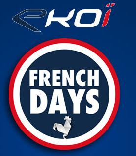EKOI - French Days - Über 150 Radklamotten und Sonnenbrillen