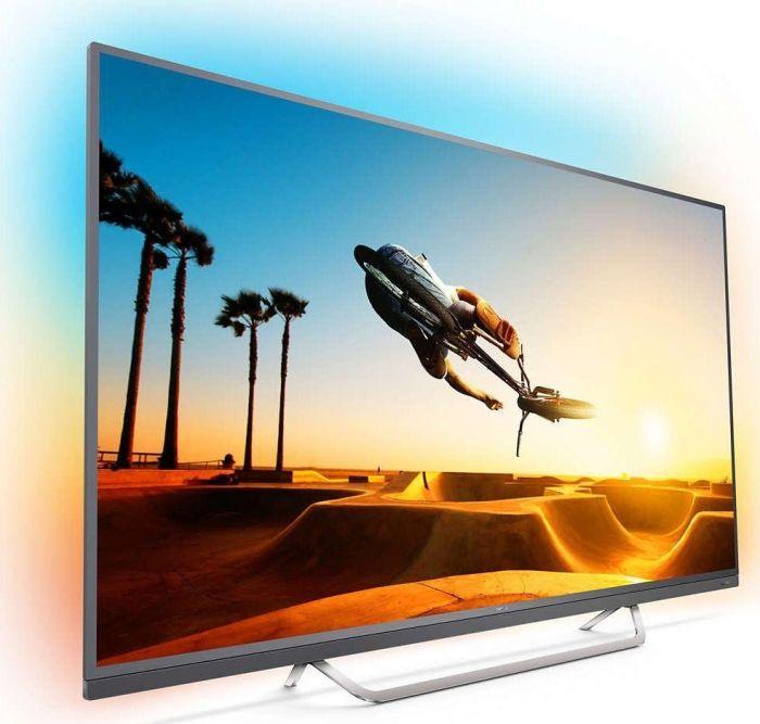 Philips 65PUS7502 65''-UHD-TV mit 100Hz nativ, 10Bit-Panel, 3seitigem Ambilight und HDR10 für 1295€ [B4F Neukunden]