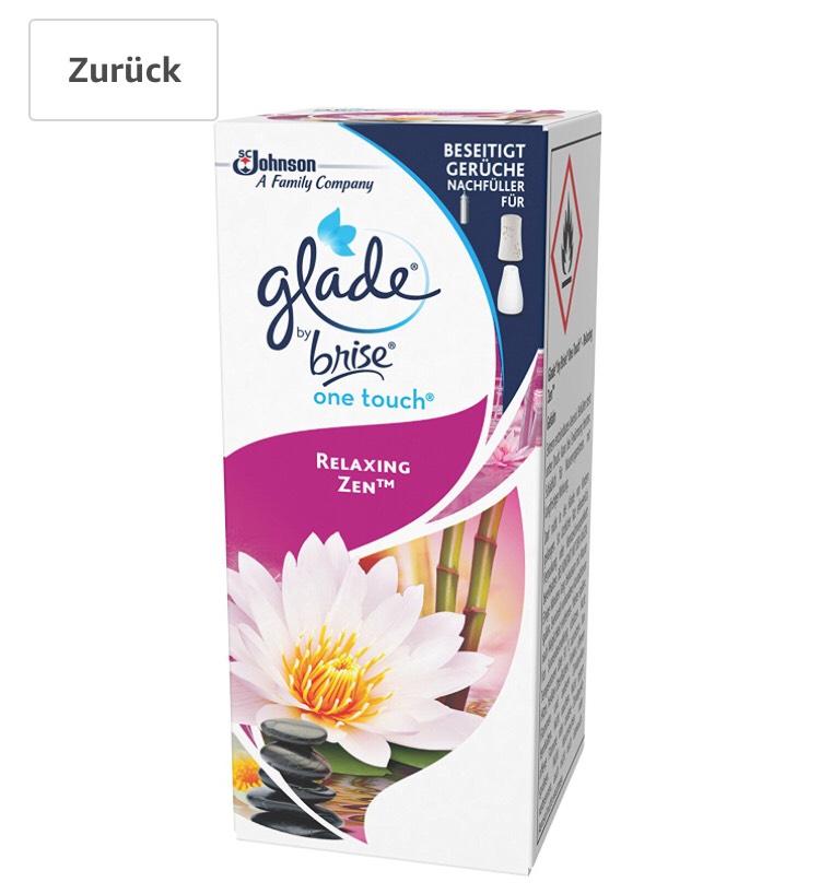 [AMAZON Plus Produkt] Brise One Touch Relaxing Zen Nachfüller, 3er Pack (3 x 10 ml)