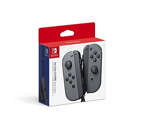 Nintendo Switch Joy-Con 2er-Set Grau für 54,74€ & Neon-Rot/Neon-Blau für 64,03€ (Amazon FR)
