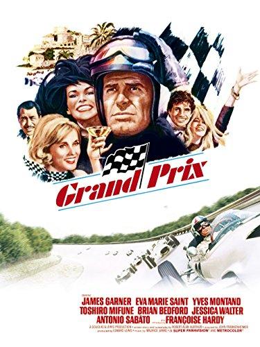 Grand Prix HD für 3,99 € / Weekend of a Champion HD [Prime Video]