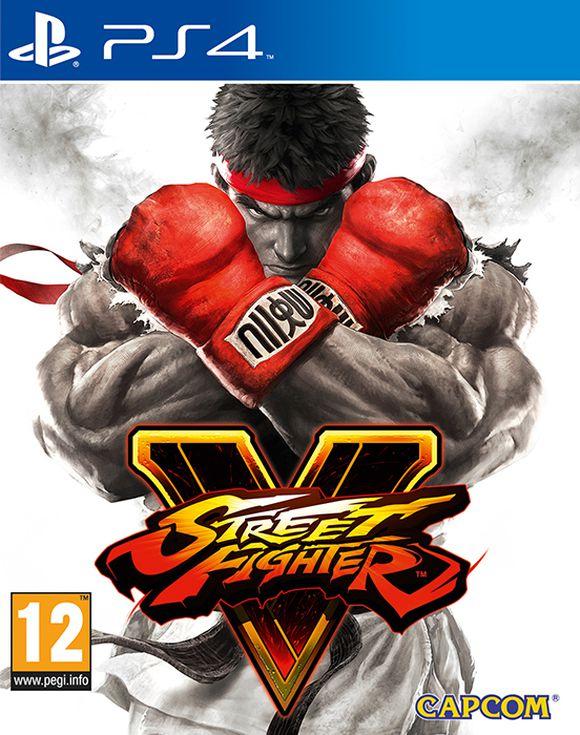 Street Fighter V (PS4) für 12,25€ (MyMemory)