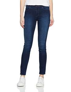 ( Amazon ) 29W/32L Wrangler Damen High Rise Skinny Subtle Blue Jeans