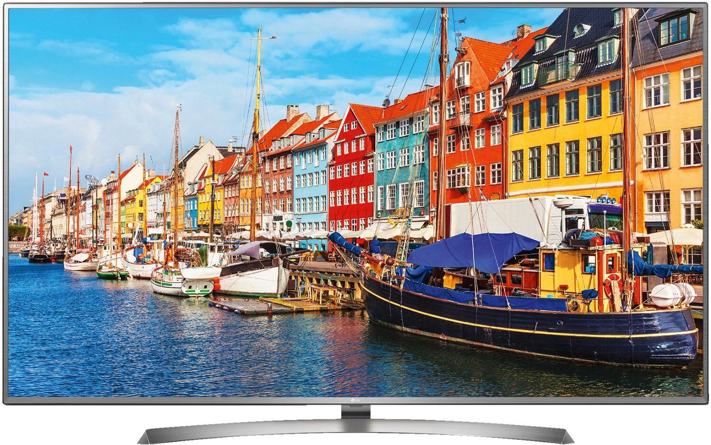 LG 75UJ675V LED TV (Flat, 75 Zoll, UHD 4K, SMART TV, webOS 3.5) für 1499€ ( statt 1845€ )