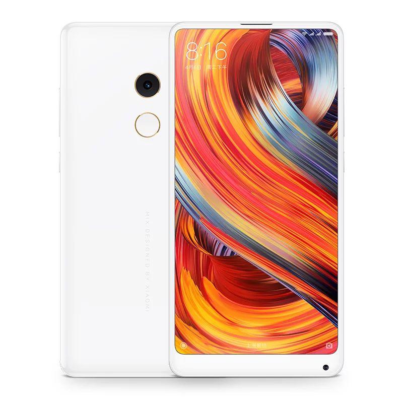 Xiaomi Mi Mix 2 Global Vollkeramik (8/128GB) mit 2 Jahren Garantie für 469€ inkl. Versand+Steuern!