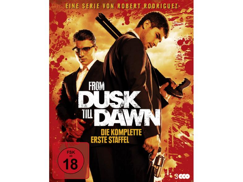Mediamarkt.de From Dusk till Dawn - Staffel 1 [Blu-ray] für 10,- VskF