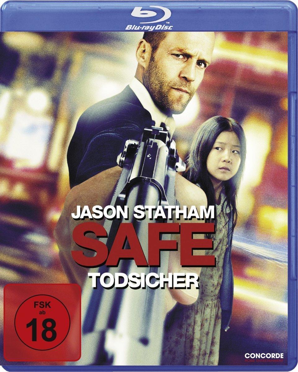 Safe - Todsicher (Blu-ray) & The Game - Das Geschenk seines Lebens (Blu-ray) für je 4,99€ bzw. 4,49€ (Müller)