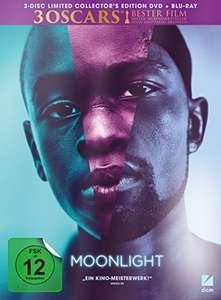 Moonlight Limited Mediabook Edition (Blu-ray + DVD) für 12,97€ (Amazon Prime)