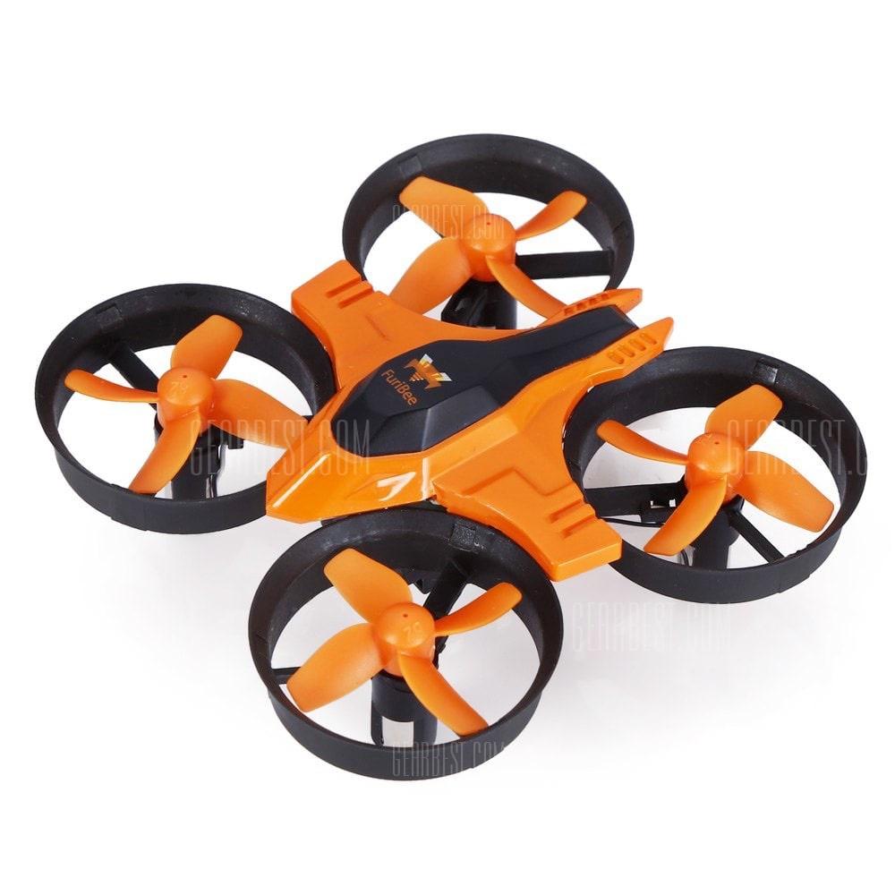 F36 Quadcopter - Mini RC Drohne für 8,21€ aus EU
