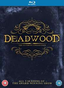 Deadwood: The Ultimate Collection (Blu-ray) für 12,70€ (Zavvi)