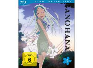 [dodax / amazon.de Marketplace] AnoHana - Die Blume, die wir an jenem Tag sahen - Volume 2 (Bluray)