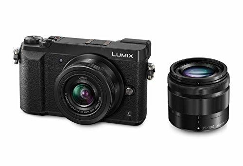 Panasonic LUMIX GX80 Systemkamera mit 2 Objektiven (12-32 & 35-100) bei Amazon Spanien