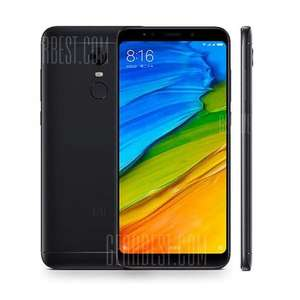 [Gearbest] Xiaomi Redmi 5 Plus 4/64GB 4G Phablet Global Version (Band 20) (GB Punkte anwendbar)