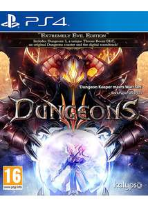 Dungeons 3 - Besonders Böse Edition (PS4 & Xbox One) für je 16,23€ (Base.com)