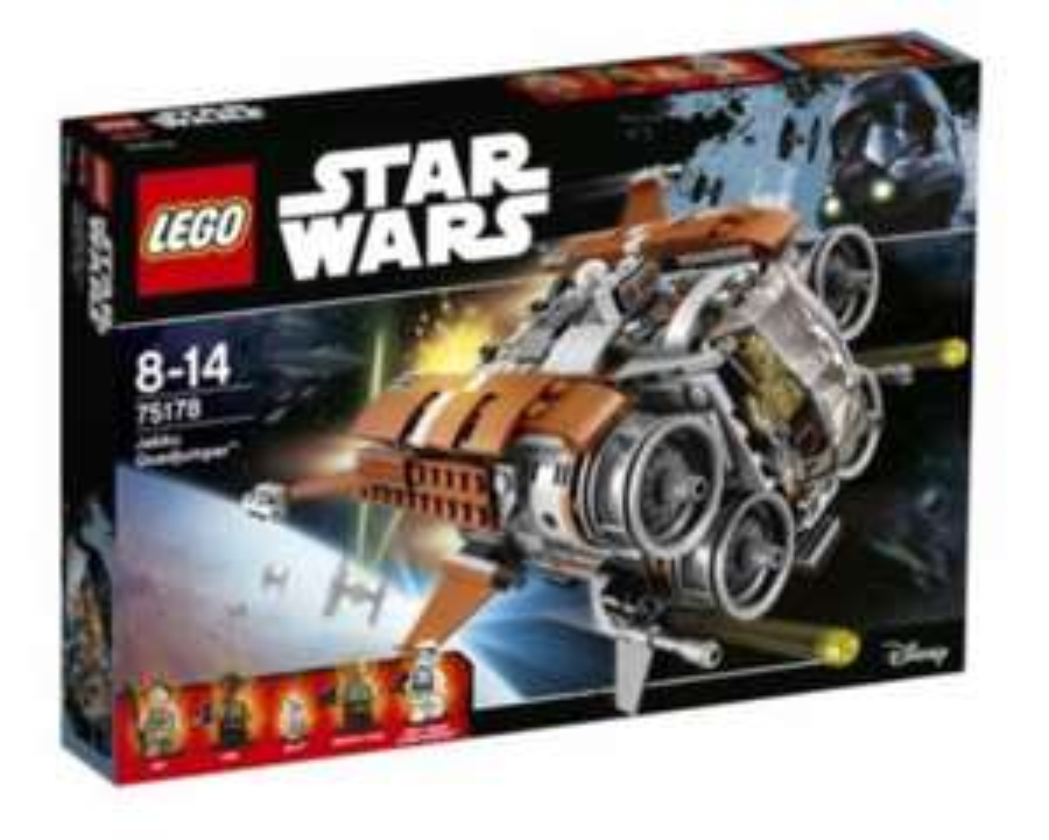 Müller.de - LEGO Star Wars 75178 - Jakku Quadjumper