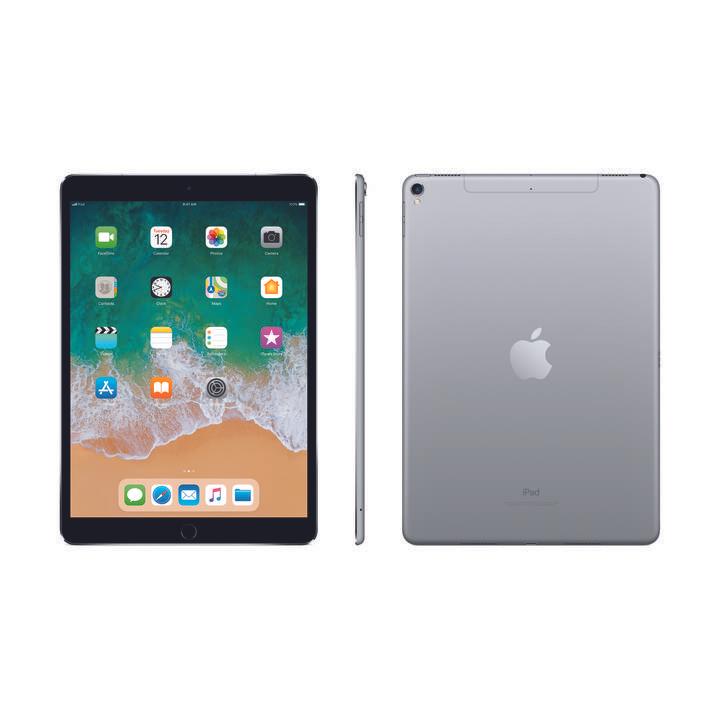 "[Schweiz Microspot] 11% Rabatt auf APPLE iPad Pro Wi-Fi + Cellular Modelle und Größen – u.a. APPLE iPad Pro Wi-Fi + Cellular, 10.5"", 64 GB, Space Grey"