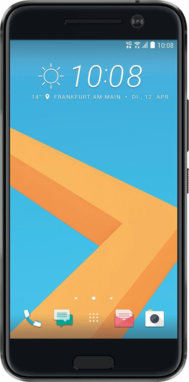 """Smartphone 5.2"""" HTC 10 - QHD, Snapdragon 820, RAM 4 GB, ROM 32 GB, Silber (eBay)"""