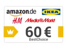 [GMX Premium] ADAC+ Mitgliedschaft mit 60€ Best-Choice-Gutschein