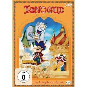 Isnogud - Die komplette Serie [3 DVDs] bei amazon.de für 4,53€ bzw 7,53€ ohne Amazon Prime