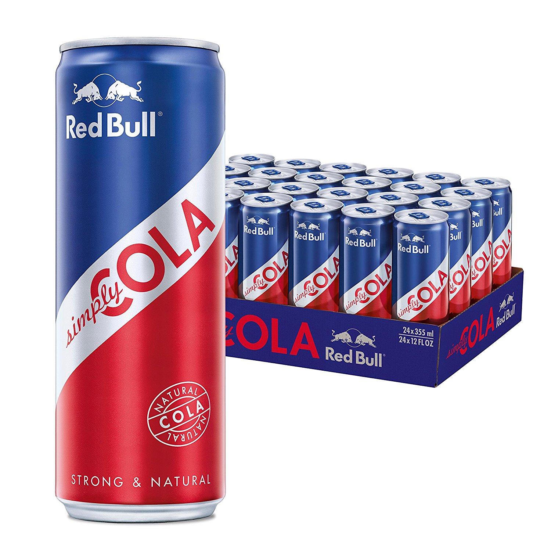 GetNow - Red Bull Cola - 250ml für 0,29€ / 355ml für nur 0,69€ Preisfehler? - Mit Gutschein kombinierbar - Pfand exkl.