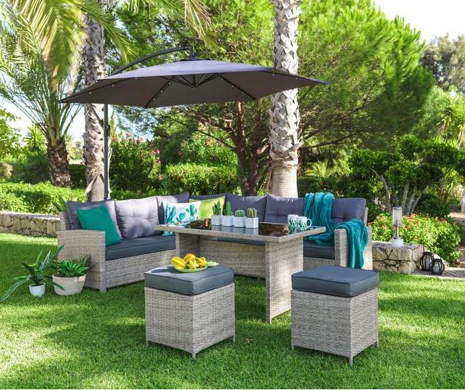 30 Prozent auf Gartenmöbel & -deko in der Gartenaktion bei mömax