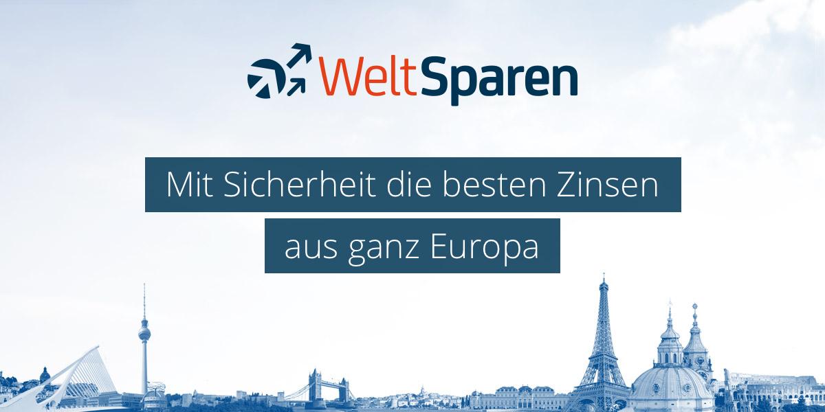 Weltsparen - bis zu 150€ Willkommmensprämie + 150€ (100+50) KwK + 50€ shoop