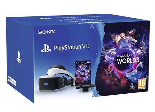[Shop NL] Playstation VR V2 + Camera + VR Worlds