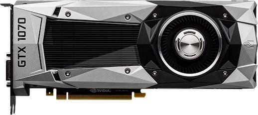 Nvidia Geforce 1070 und 1070ti FE