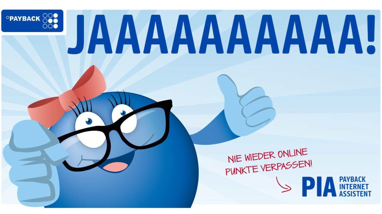 (Personalisiert?) Payback 500 Punkte (5€) für erstmaliges Einloggen in PIA