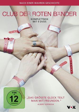 Buecher.de Club der Roten Bänder - DVD Komplettbox für 26,99 VskF