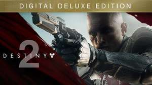 PC Destiny 2 Digital Deluxe Edition EU Key (Spiel + Expansion Pass) für nur 46,55€