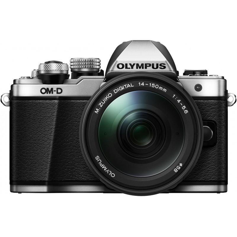 [MEDIAMARKT ]Olympus OM-D E-M10 Mark II mft 14-42 + 75€ MM-Gutschein - 75€ Olympus Cashback