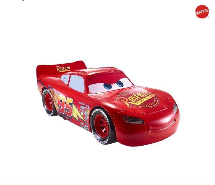 Cars 3 Sprechender Rennheld Lightning McQueen Fahrzeug