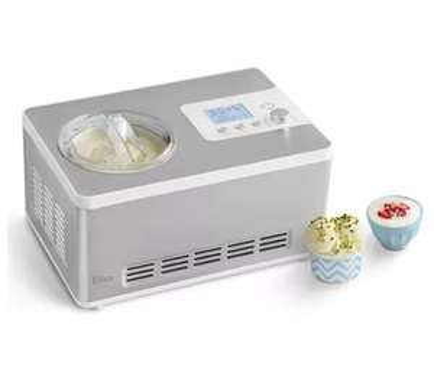 """2-in-1 Eismaschine und Joghurtbereiter """"Elisa"""""""