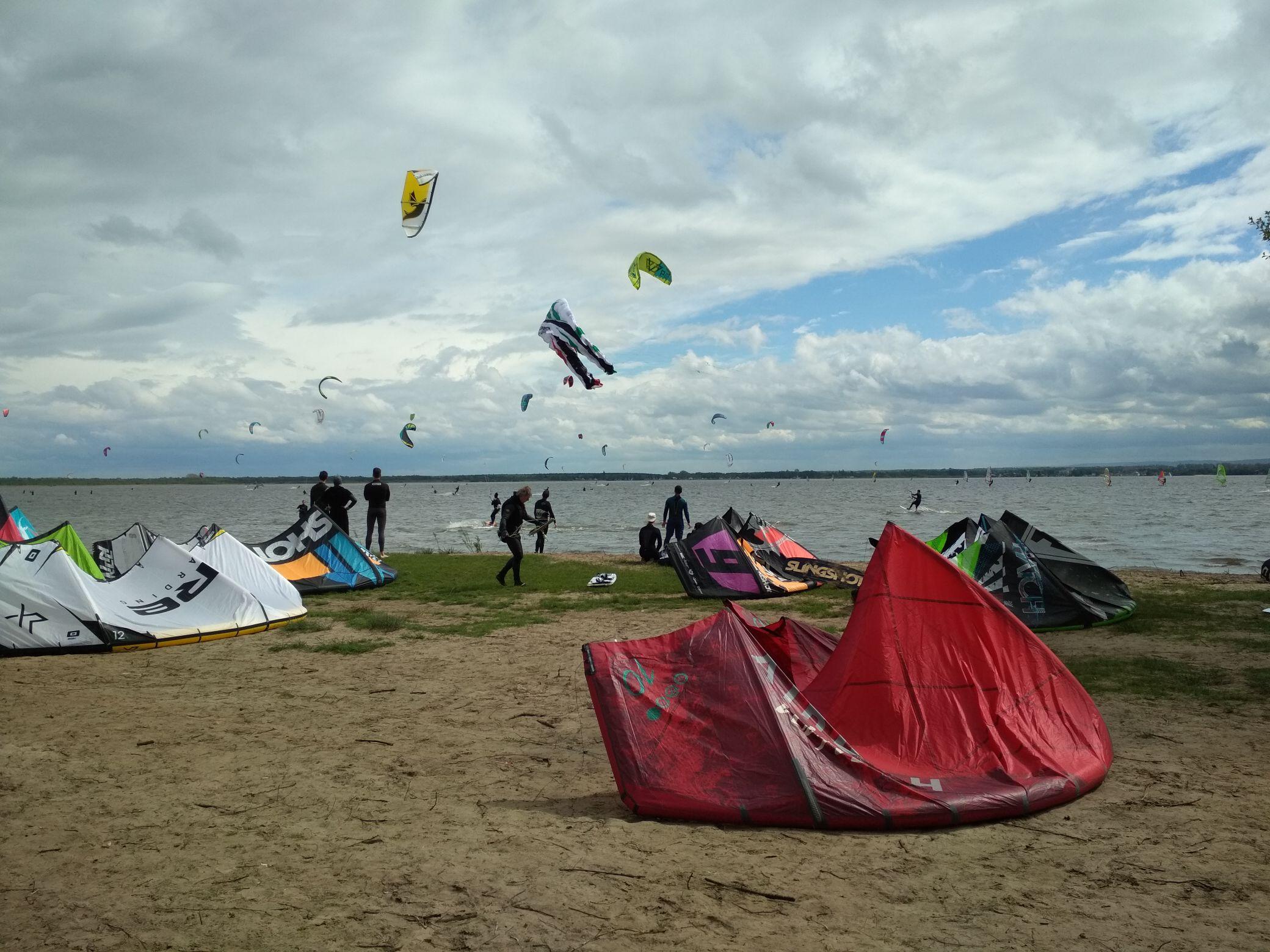 [Freebie] Nischendeal für Kiter: kostenlose Markierungssticker der Seenotrettung