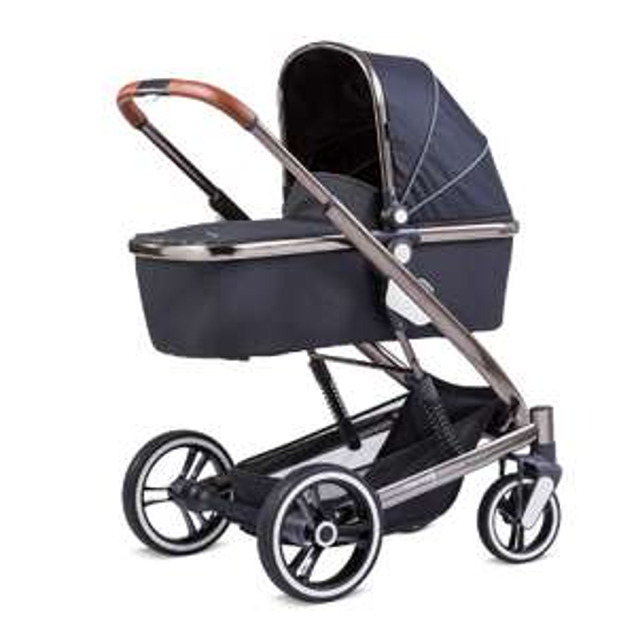 knorr-baby Kombikinderwagen Zoomix schwarz